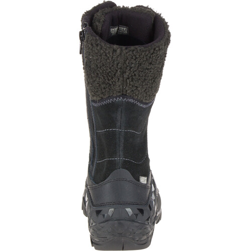 Vente Commercialisable Merrell Aurora Tall Ice+ WP - Chaussures Femme - noir sur campz.fr ! Nicekicks Prix Pas Cher EDfoArC